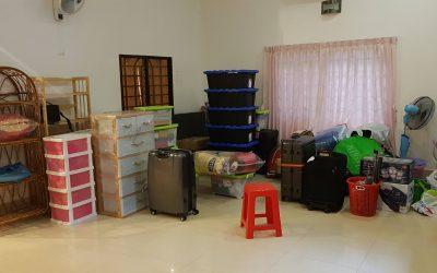 Setting Up House….Again